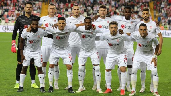 Sivasspor, Kopenhag'ı misafir edecek