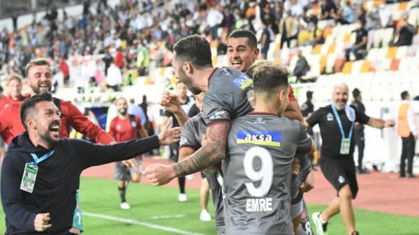 7 gollü maçta kazanan Fatih Karagümrük
