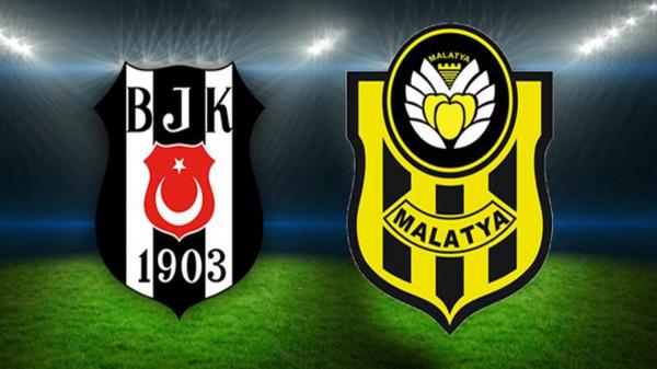 Beşiktaş Yeni Malatyaspor'u ağırlayacak