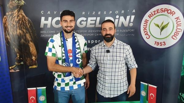 Çaykur Rizespor'a gurbetçi forvet