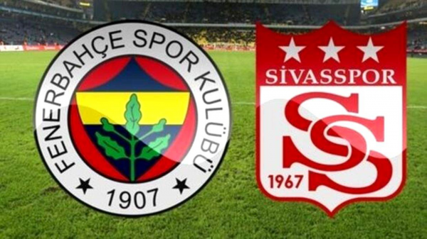 Fenerbahçe'nin konuğu Sivasspor
