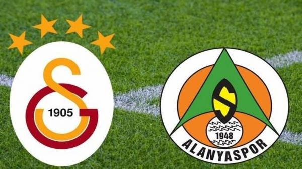 Galatasaray ile Alanyaspor arasında 11. Randevu