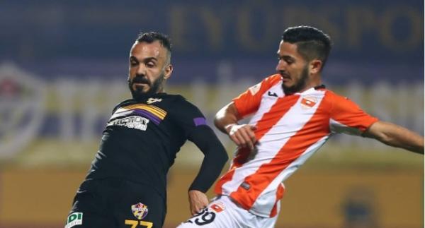 Eyüpspor: 1 Adanaspor: 0
