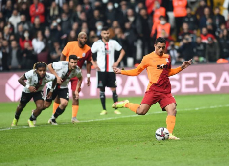 Galatasaray'da penaltı krizi!