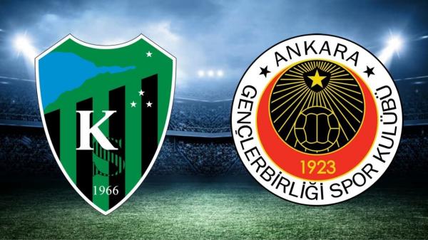 Kocaelispor-Gençlerbirliği maçında protokolde gerginlik!