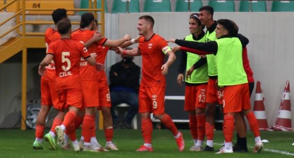 Manisa FK: 0 Adanaspor: 3