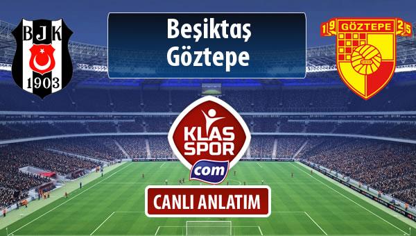Beşiktaş - Göztepe maç kadroları belli oldu...