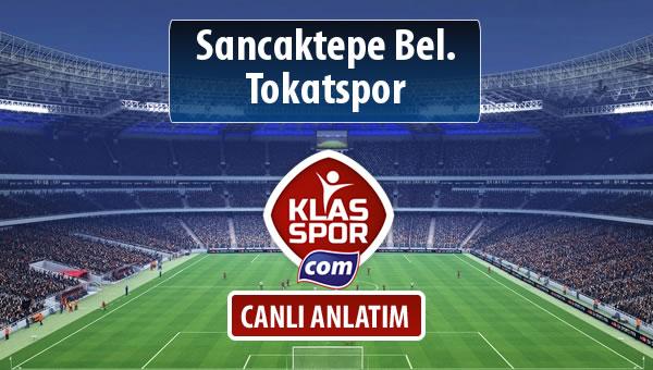 İşte Sancaktepe Bel. - Tokatspor maçında ilk 11'ler