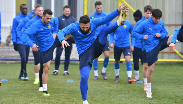Ankaragücü'nde 4 sakat artı El Kabir!
