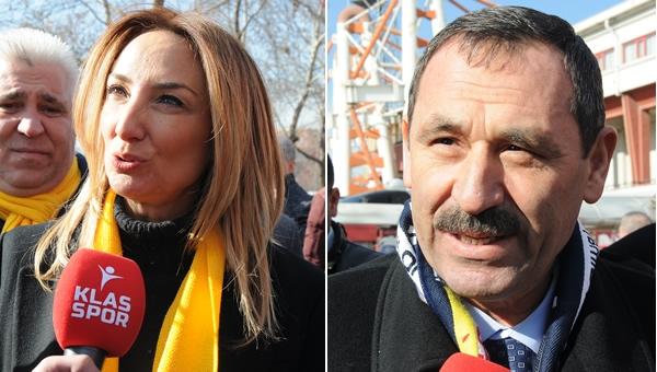 """""""Ankara'yı yönetenler Ankaragücü'ne sahip çıkmalı"""""""