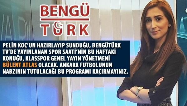 Bülent Atlas, Bengütürk TV'ye konuk olacak...