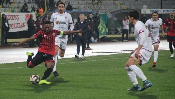 Elazığspor - Gençlerbirliği maçının ardından
