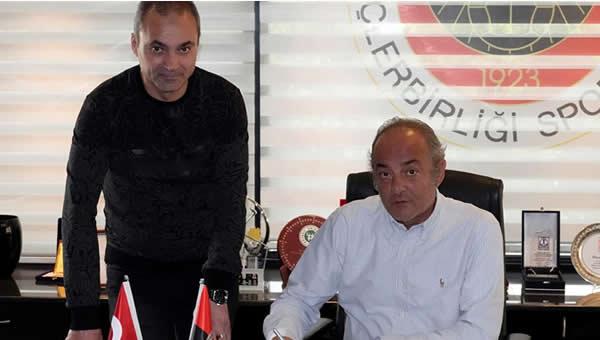 Erkan Sözeri resmen Gençlerbirliği'nde...