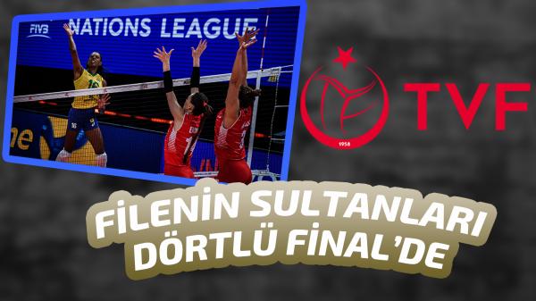 """Filenin Sultanları """"Dörtlü Final""""de"""