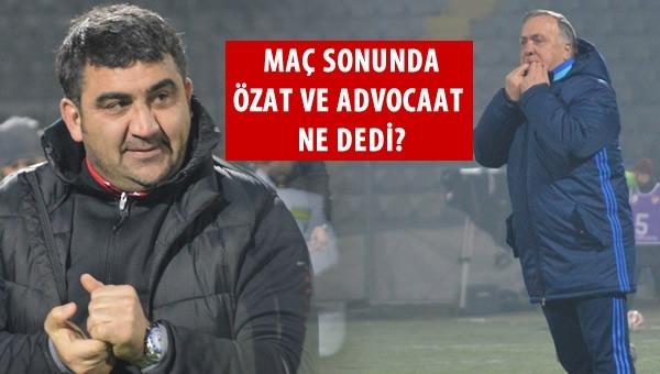 Gençlerbirliği - Fenerbahçe maçı sonrası