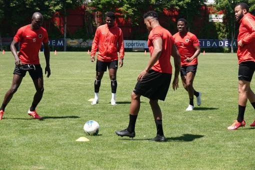 Gençlerbirliği, Konyaspor maçının hazırlıklarına devam etti
