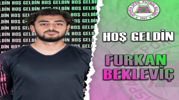 Ispartaspor Ankaragücü'nden Furkan Bekleviç'i renklerine bağladı