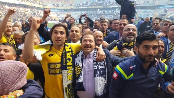 """Mehmet Yiğiner: """"Zorlukları aşarak şampiyon olduk"""""""