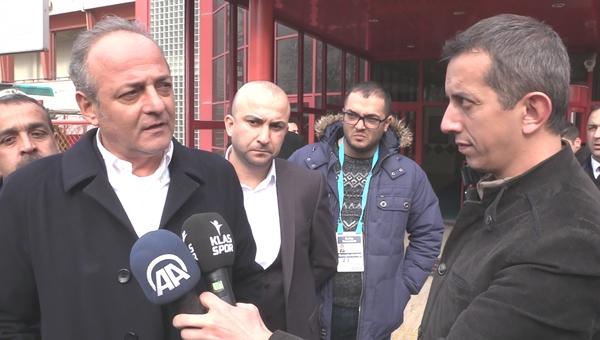"""Murat Cavcav: """"Her türlü sıkıntıları aşacağız"""""""