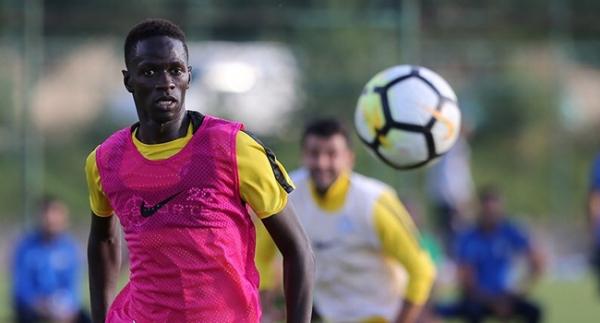 Ousmane Ndiaye, Osmanlıspor'da