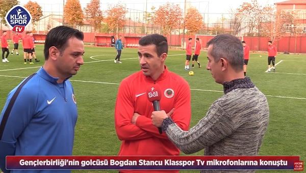 Stancu, Klasspor TV'ye konuştu