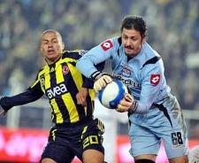 Fenerbahçe kendini sıkmadı: 3-0