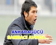 Ankaragücü 2 Sambacı peşinde...