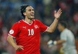 Murat Yakın İsviçre'yi galibiyete taşıdı