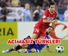Acımasız Türkler