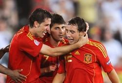 İspanya başardı
