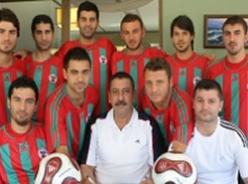 Diyarbakırspor top başı yaptı...