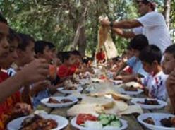 DİSKİ'de piknik sefhası