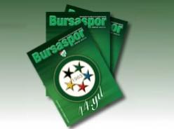 Bursaspor dergisi çıktı