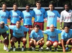 Trabzonspor kente döndü.