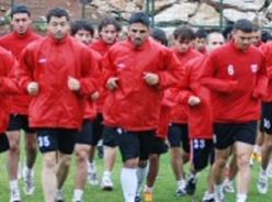 Adanaspor kamptan dönüyor...