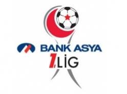 Bank Asya 1.Lig'de 3 haftalık programı belli oldu