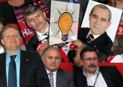 AKP'liler çalacak, AKP'liler oynayacak!