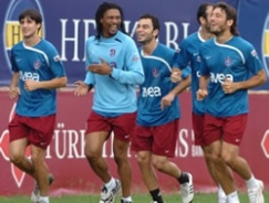 Trabzonspor Karabükspor'a döndü
