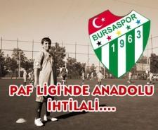 PAF Ligi'nde Anadolu ihtilali