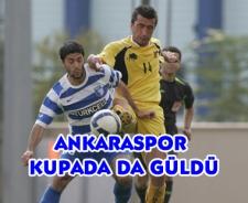 Ankaraspor gruplarda....