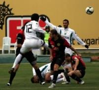 Muhteşem maç Eskişehirspor'un