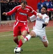 Sivasspor'un zirve inadı