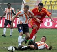 Adanaspor Malatyaspor'u deplasmanda devirdi