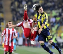 F.Bahçe eksik Antalyaspor'u devirdi