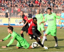 Eskişehirspor Konyaspor dostluğu