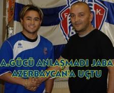 Jaba FC Bakü'de...
