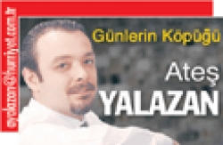 Ateş Yalazan