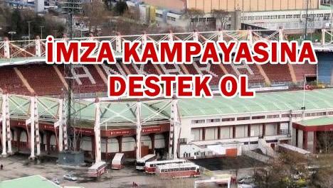 19 Mayıs Stadyumu aynı yere yapılsın...