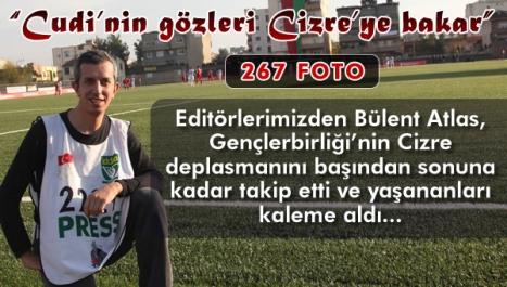 Bülent Atlas, Cizre'de yaşananları yazdı!