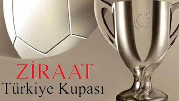 İşte Ziraat Türkiye Kupası 3. tur eşleşmeleri